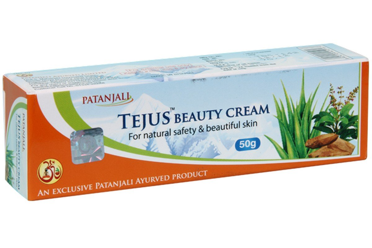 Patanjali Tejus Beauty Cream