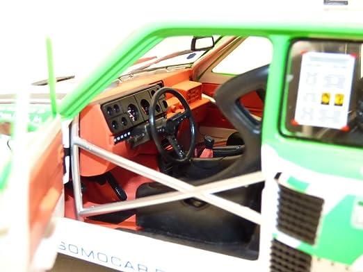 Solido S1801303 Renault R5 Turbo - Rally Grupo B 1985 #6 1:18: Amazon.es: Juguetes y juegos