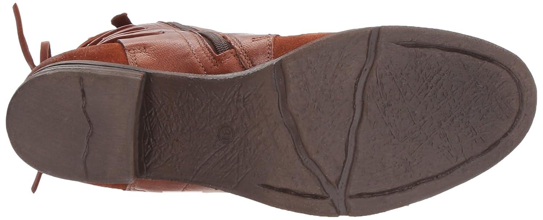 Miz Mooz Women's Sakinah Fashion Boot B06XP4SP4D 36 M EU (5.5-6 US)|Nutmeg
