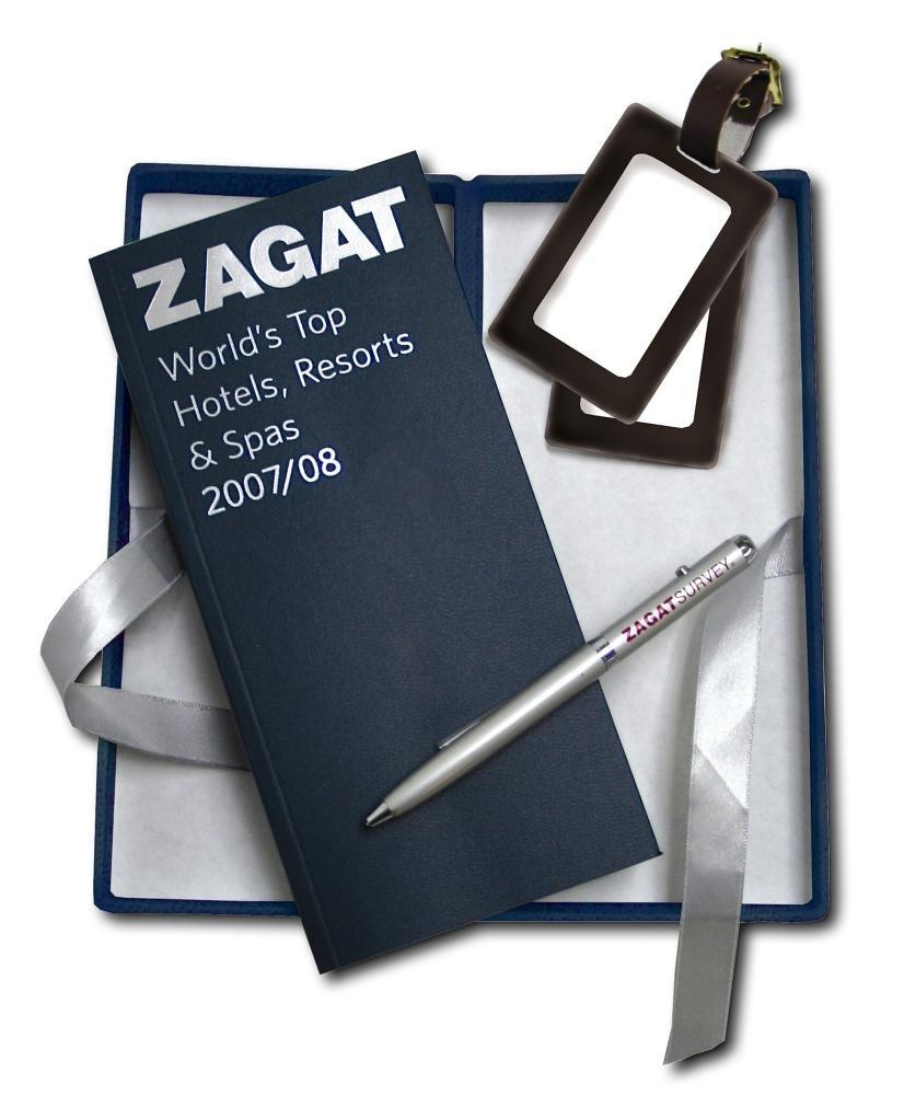 Download Zagat 2008/09 World's Hotels, Resorts & Spas Box Set PDF