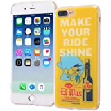 イングレム iPhone7 Plus ケース ルーニー・テューンズ TPUケース+背面パネル/アクメA  IJ-WP7PTP/LN006