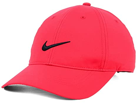 Amazon.com  NIKE Men`s Legacy 91 Custom Tech Golf Hat (Max Orange ... 369325445ee