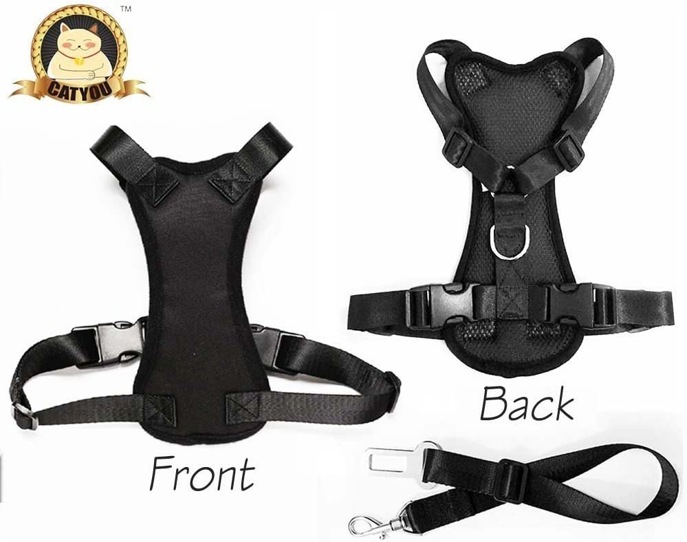 CATYOU DURABLE PET DOG CARE SAFETY HARNESS