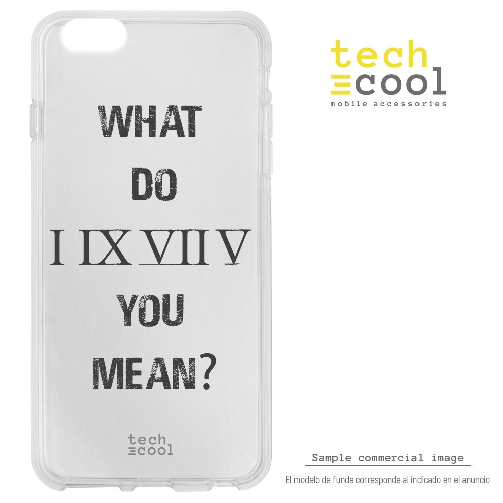 Transparente Funda Transparente para Xiaomi Mi A1 protecci/ón Esquinas Techcool/® l Silicona Flexible Fabricado en TPU Serie Flex Corner Protection
