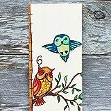 Growth Chart Art | Owl Growth Chart Ruler | Wood