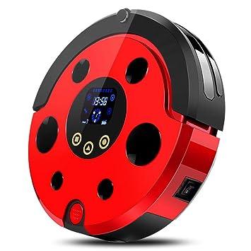 XLUOYI Aspirador De Barrido De Carga Automático Casero Inteligente del Robot De Barrido,Red-32cm*9cm: Amazon.es: Hogar