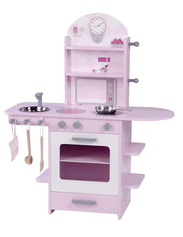 roba-kids - Cocina para niños, multicolor (Roba Baumann 480211)