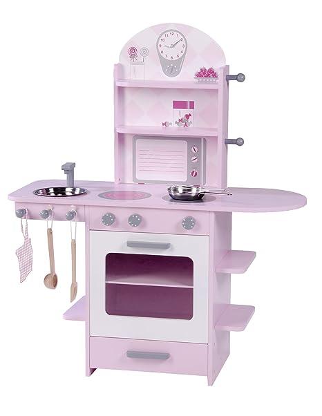 roba 98928 - Cucina per Bambini, Rosa: Amazon.it: Giochi e giocattoli
