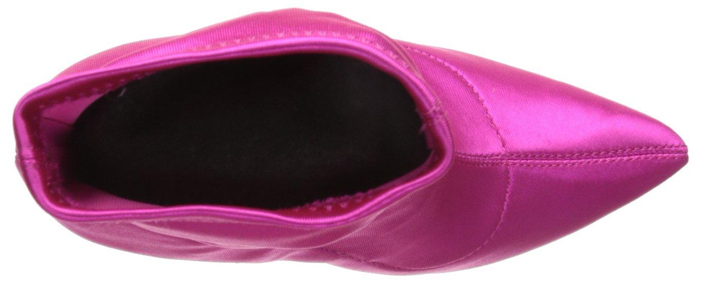 Qupid Women's Milia-152 Fashion Boot B074NH9X42 5.5 B(M) US|Fuchsia