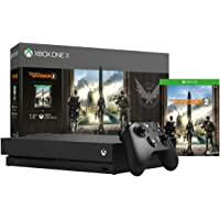 Xbox One X 1TB Console - Tom Clancy's The Division 2 Bundle - Xbox One X Edition