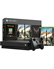 Consola Xbox One X, 1TB + The Division 2 - Bundle Edition