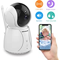 BIGASUO Extra Camera for Baby Monitor