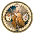 Saint John Paul II Commemorative Porcelain Collector Plate by The Bradford Exchange