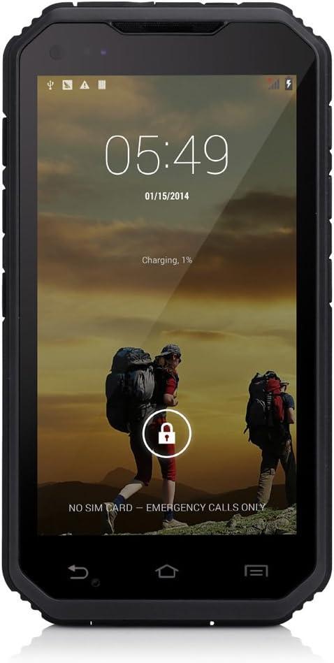 digoor DG1 Plus IP68 resistente al agua Smartphone polvo ...