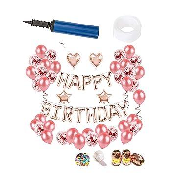 32 Piezas de Decoraciones para Fiestas de cumpleaños ...