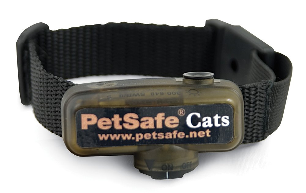 PetSafe Deluxe In-Ground Cat Fence Receiver Collar for Cats