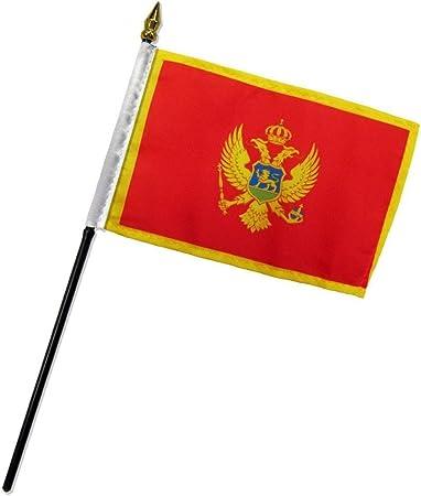 No Base Nepal 4x6 Desk Stick Flag 1 Flag