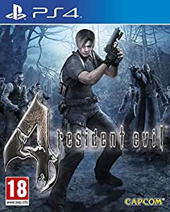 Capcom Resident Evil 4 PS4 Game