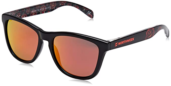 NORTHWEEK LE01 Gafas De Sol, Rosa Flower, 140 Unisex: Amazon ...