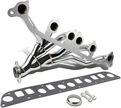 FOR 91-99 WRANGLER//CHEROKEE TJ YJ XJ STAINLESS STEEL EXHAUST HEADER//MANIFOLD