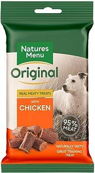 Imagen deNatures Menu Real Meaty Treats with Chicken, 12 x 60 g