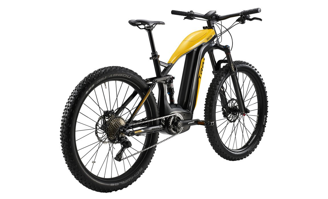 Amazon com : BESV TRB1 AM Class 3 28 mph Electric Mountain Bike