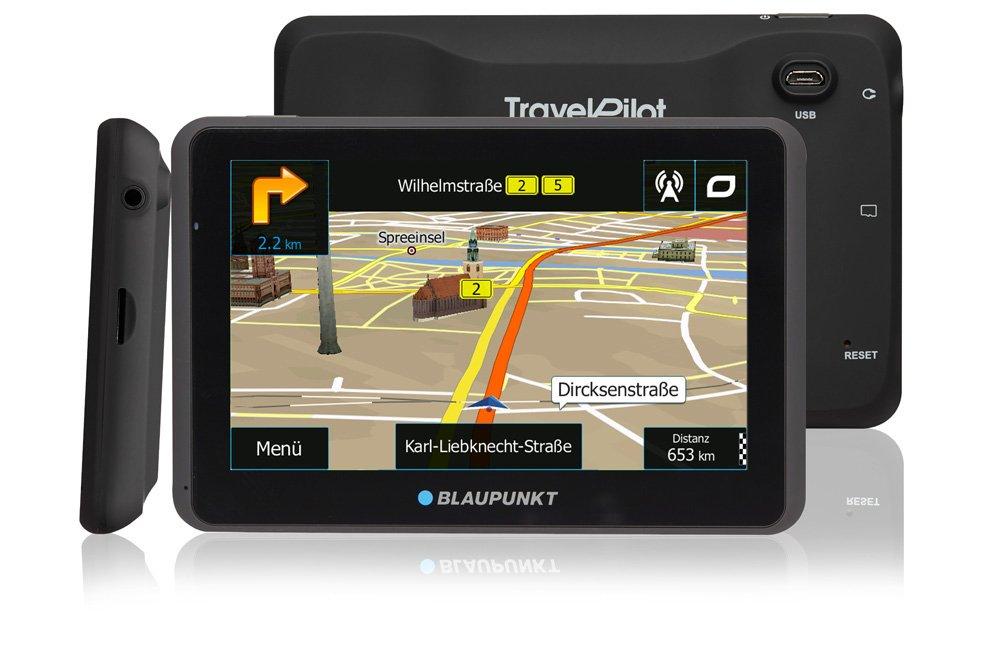 , 800 x 480 Pixeles, Flash Blaupunkt TravelPilot 55 Active EU LMU Fijo 5 Pantalla t/áctil 181g Negro navegador 5 Alem/án, Ingl/és, Interno, Toda Europa, 12,7 cm Navegador GPS