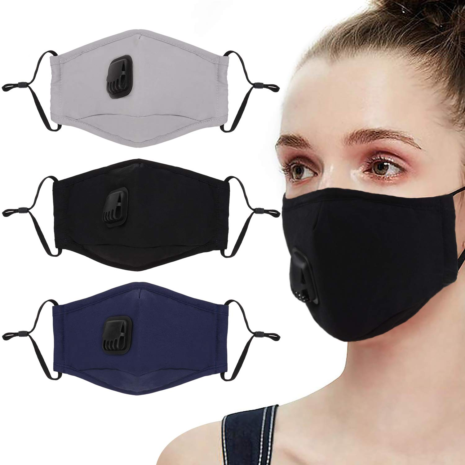 Very good anti pollution mask