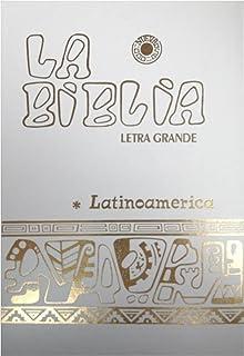 La biblia letra grande spanish edition hernn rodas la biblia latinoamericana letra grande tapa blanca con ndice ueros fandeluxe Images