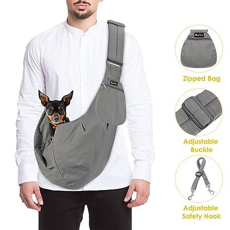 9028aee4d49 Amazon.com   SlowTon Pet Carrier