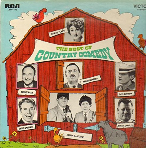 The Best of Country Comedy by RCA VICTOR