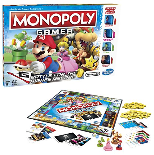 Hasbro Gaming Monopoly Gamer -