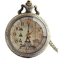 Joielavie - Reloj de bolsillo con diseño