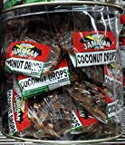Jamaican Pride Coconut Drops Candy - 6 pack