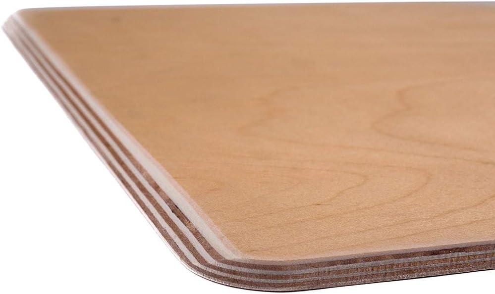 Amazon.com: Pizza de madera natural premium, pádel de pizza ...