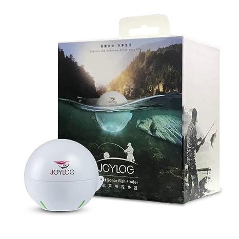 Amazon.com: Smart Sonar Fish Finder, Portable Wireless ...