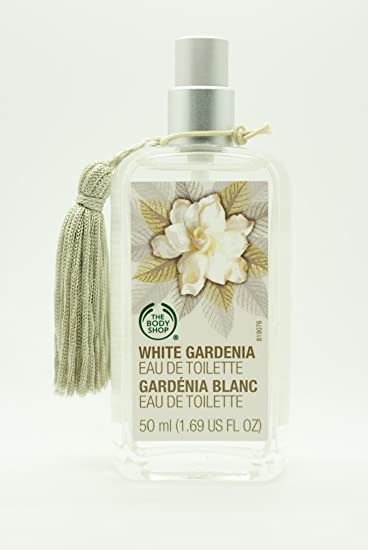 Amazon.com : The Body Shop White Gardenia Eau de Toilette 1.69 fl oz : Beauty