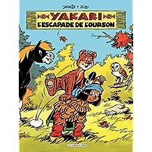 Yakari - tome 35 - L'escapade de l'ourson (French Edition)