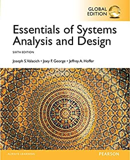 Essentials of systems analysis and design 5th edition joseph a essentials of systems analysis and design global edition fandeluxe Images