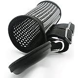 Xberstar Logitech Ultimate Ears UE BOOM ケース カバー ポーチ 自転車用 カラビナ付き (ブラック)