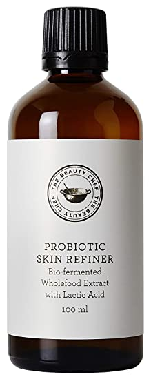 The Beauty Chef   Organic Probiotic Skin Refiner (3.38 Fl Oz / 100 Ml) by The Beauty Chef