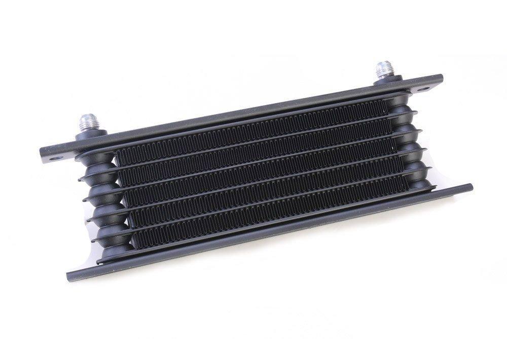 Autobahn88 Aceite universal automática transmisión ATF fluido enfriador, 6 hileras, núcleo compacto tamaño 10 x 3,4 x 1,4