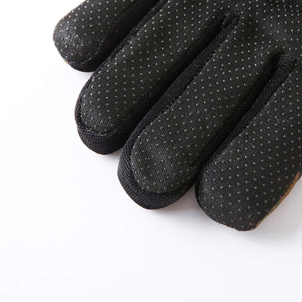 Cotone da Sci 12 x 26 cm Grigio Uomo in Poliestere Guanti da Moto Invernali Yajiun