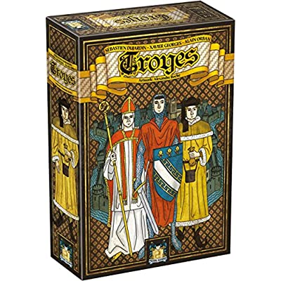 Troyes: Toys & Games