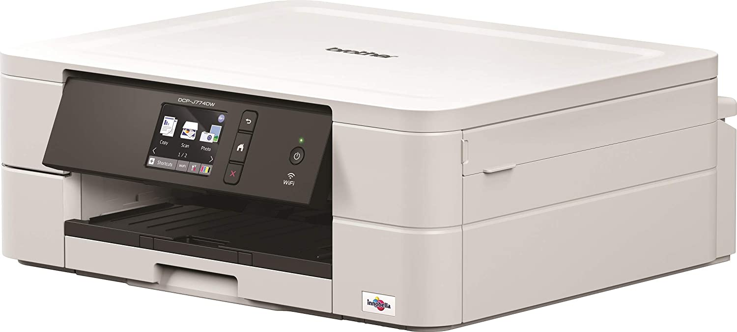 Brother dcpj774dwrf1 – Impresora multifunción Color 12 PPM Color ...