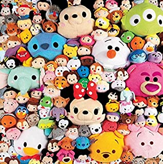 product image for Ceaco Disney Tsum Tsum Plush Jigsaw Puzzle, 300 Oversized Pieces