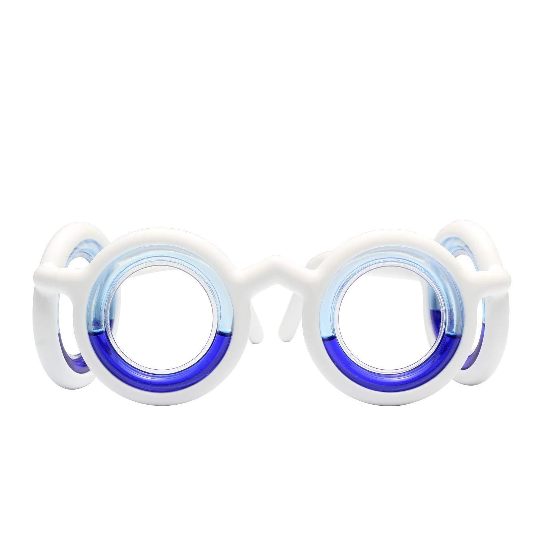 【国内正規品】乗り物酔い止め 眼鏡 果物の香り 乗り物酔い対策 車酔い止め メガネ 不変性 持ち運びやすい 安全 使用簡単 小型 軽量 車酔い止め メガネ