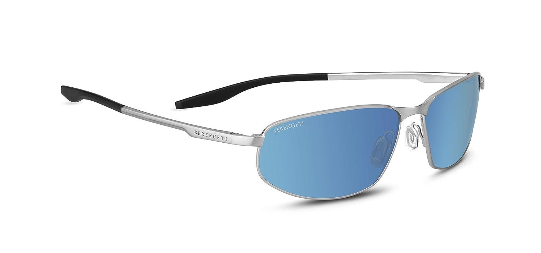 Serengeti Eyewear Erwachsene Matera Sonnenbrille Medium Satin Black