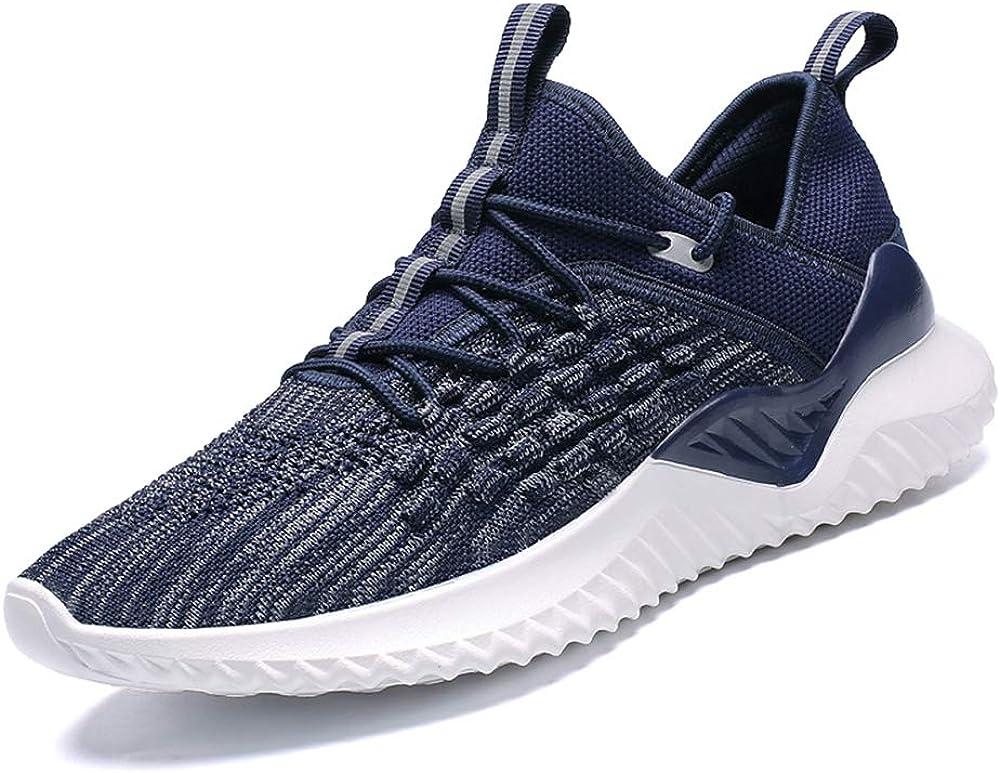 Zapatos para Correr Hombres Mujer,Veluckin Ligero Transpirable ...