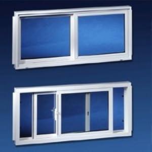 Duo 3218slid Basement Double Slider Window